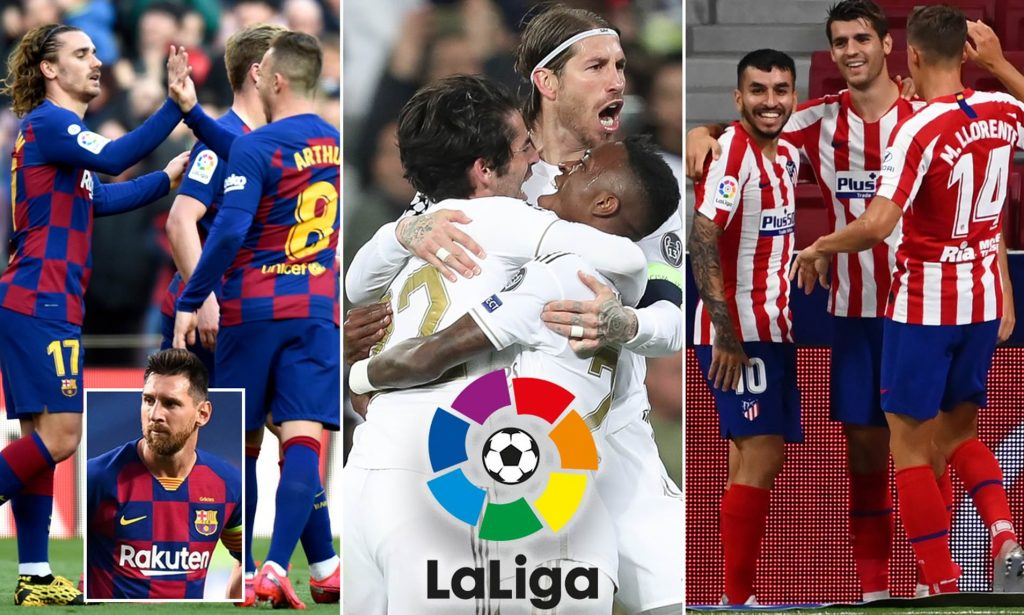 judi bola liga spanyol